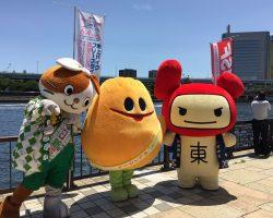 第9回 隅田川 水面の祭典2017